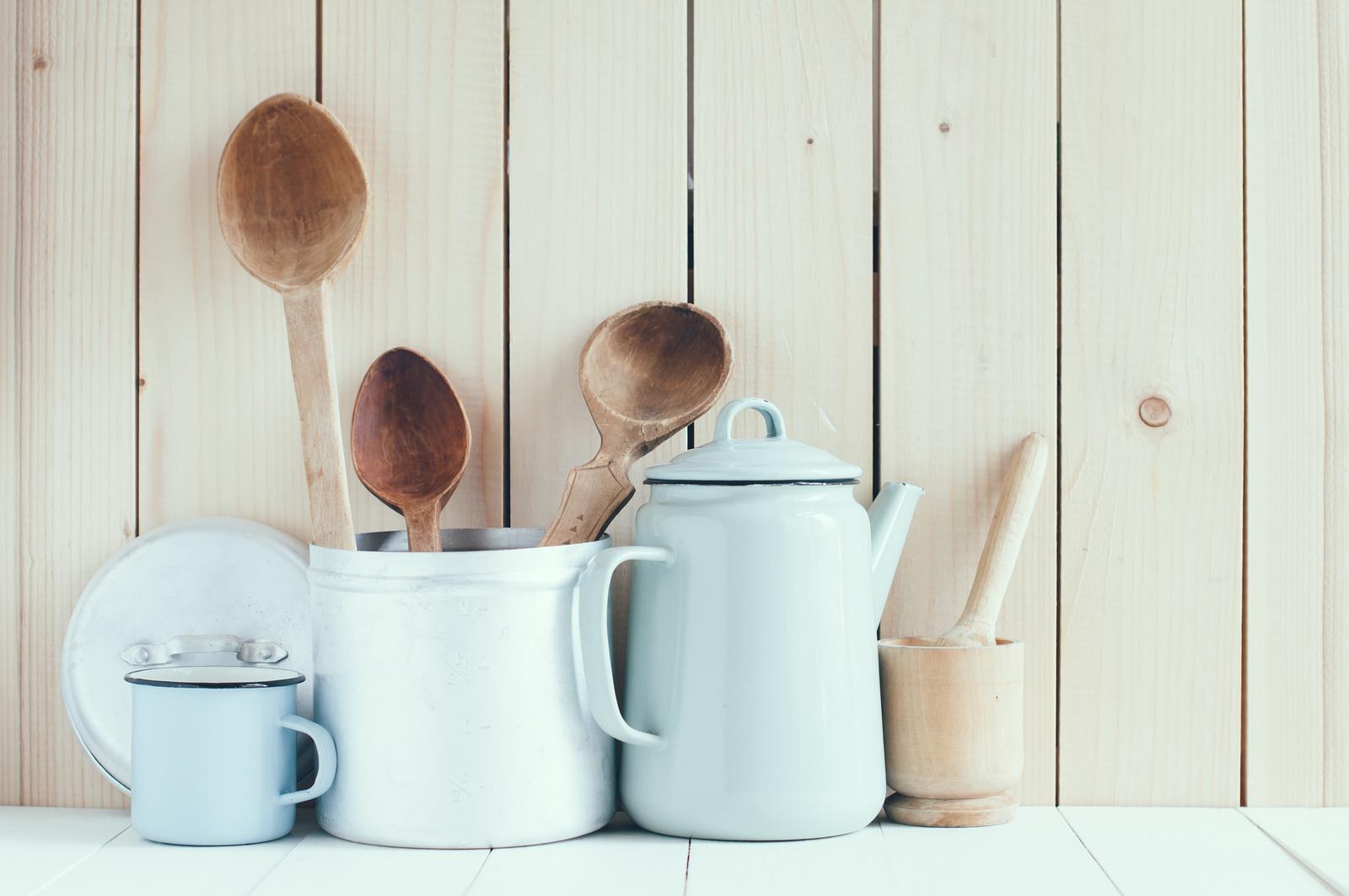 Bare Naked Botanicals - The Kitchen